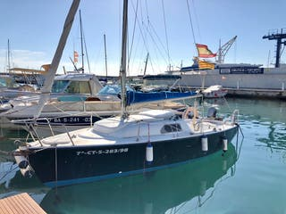 Barco Velero 6 metros Arabel Araez 20