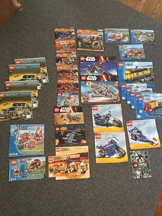 LEGO. más de 7.800 piezas!!!!!!!!