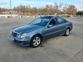 Mercedes Benz Clase E 320 CDI Avantgarde