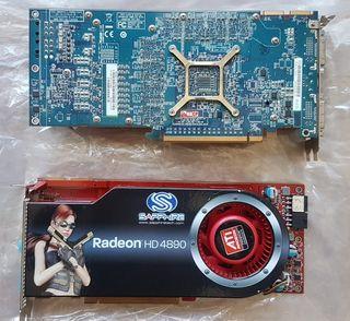 Tarjeta gráfica AMD para CrossFire
