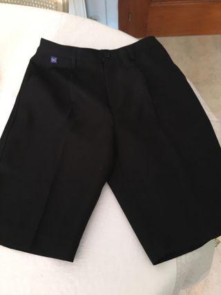 Pantalon uniforme negro