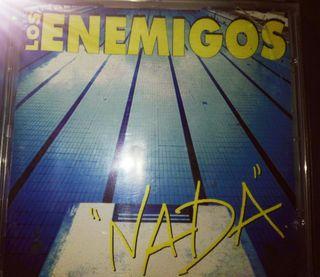 NADA, de Los Enemigos. CD.