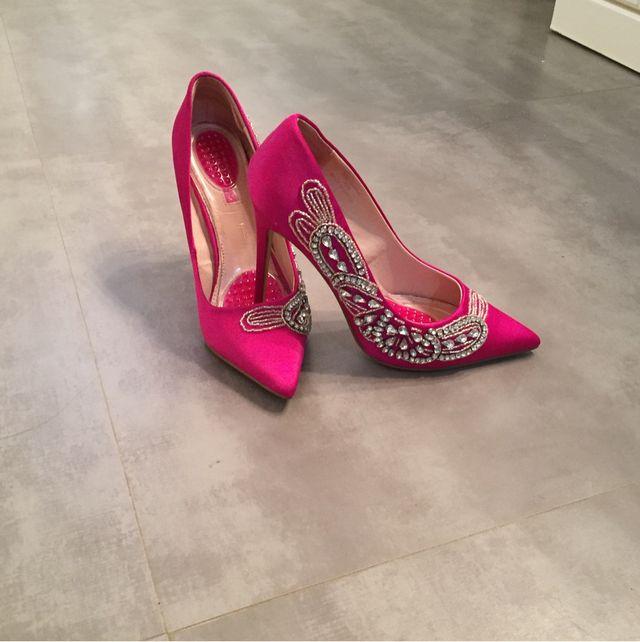 zapatos de fiesta buganvilla de segunda mano por 58 € en madrid en