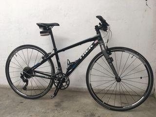 Bicicleta de carretera Trek 7.6 FX Talla Small