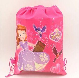 Bolsa mochila princesa Sofía