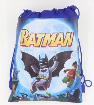 Bolsa mochila Batman
