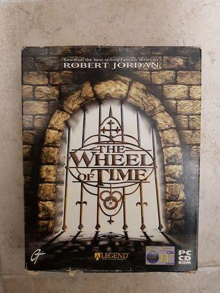 The Wheel of Time. PC caja grande