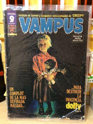 Comic vampus 1977