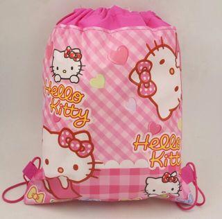 Bolsa mochila Hello Kitty
