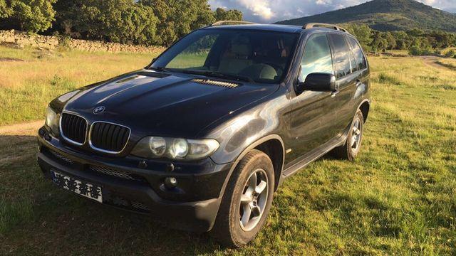 BMW X5 4X4