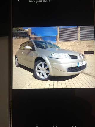 Renault Megane 1.5 dci 6 velocidades 105cv
