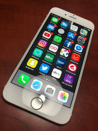 iPhone 6s 16Gb (impecable)