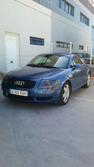 Audi TT 1.8t 225cv Quattro
