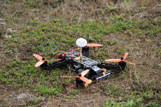 Drone de carreras Eachine Racer 250