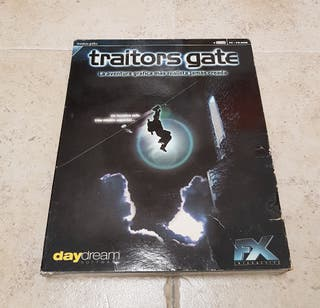 Traitor´s Gate. PC Caja Grande. FX eficion clasica