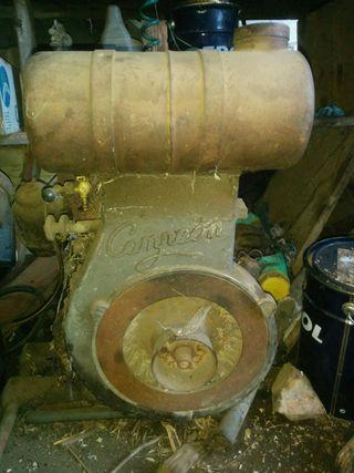 motor hormigonera gasolina champion