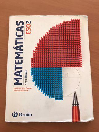 Libros 2ESO, bilingüe, IES Campiña Alta, El Casar