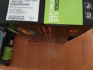 GeForce GTX 1060 windforce OC 6GB