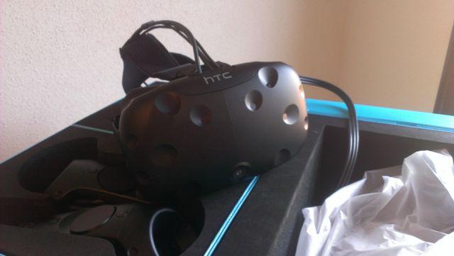 Equipo de realidad virtual Completo por coche