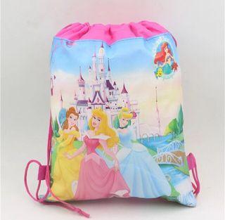 Bolsa mochila princesas Disney