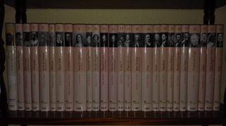 Colección biografías personajes históricos