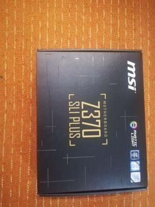 PLACA BASE MSI Z370 SLI PLUS