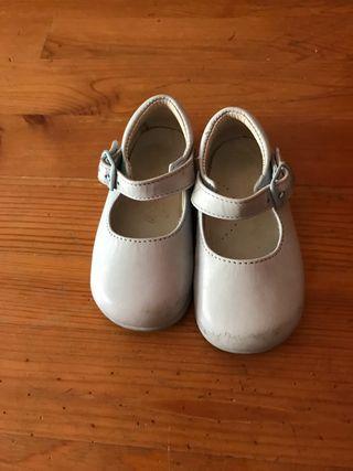 Zapatos bebe primeros pasos t 19