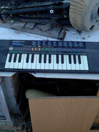 Organos musicales