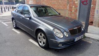 Mercedes-Benz Clase E 270 cdi manual