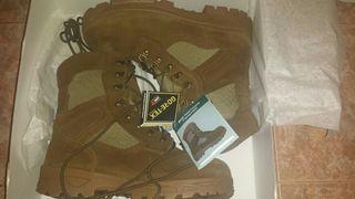 botas de gore.tex militares n 44