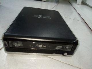 regrabadora dvd USB portátil sin usar