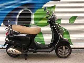Moto vespa LX 125 ie
