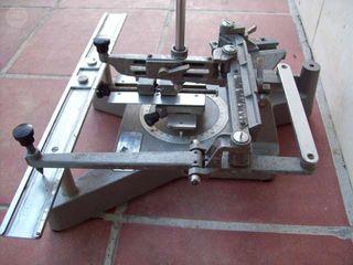 Pantógrafo manual / grabador joyería