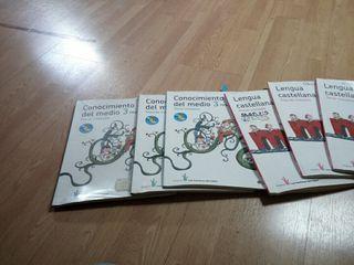 3 de primaria libros