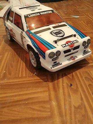 drift rc lancia delta s4 doy ruedas rally