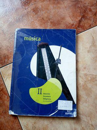 libro de musica 3 e.s.o.