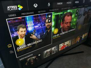 """TV LED Samsung 55"""" 4k 55ku6000"""