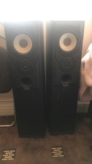 Mission Floor StandiSpeakers