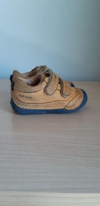 Segunda Por 10 Talla Geox 19 Zapatos Mano De anIRqqBZ