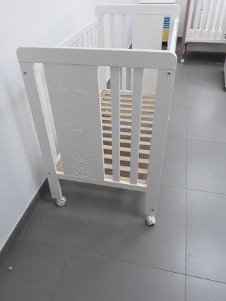 Cuna bebe 120x60