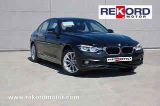 BMW Serie 3 dA AUTOMATICO- STEPTRONIC 8VEL- LED-NAVI-GTIA 2020