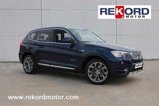"""BMW X3 Xdrive 2.0d 190CV 4X4 STEPTRONIC 8V.-LL.19"""""""