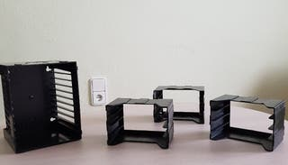 Porta CD modular