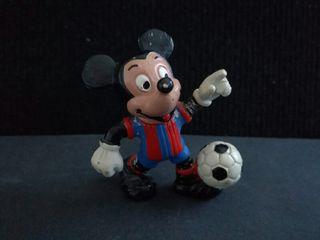 figura goma pvc mickey mouse disney