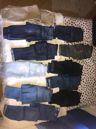 11 Pantalones pull&bear packete