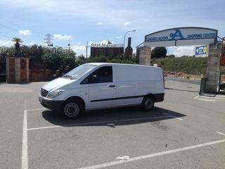 Vendo furgon Mercedes- Vito 2015