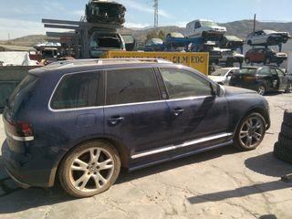 Volkswagen tuareg para despiece