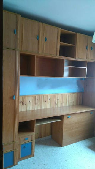 mueble habitacion juvenil o despacho