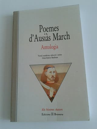 poemes d'Ausias March ed.bromera