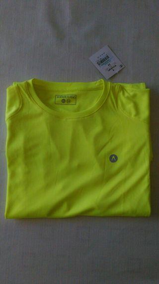 Camiseta deportiva Boomerang